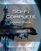Complete Sci-Fi Sound Pack [BUNDLE]