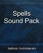 SFX Series-Spells Sound Pack - from the RPG & TableTop Audio Experts