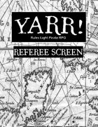 Yarr! DIY Referee Screen