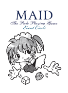 Maid RPG: Event Cards