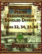 Player Paraphernalia Divinity Vol I [BUNDLE]