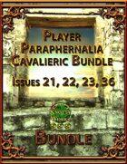 Player Paraphernalia Cavaliers Vol I [BUNDLE]