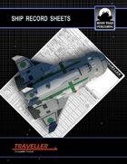 Ship Record Sheets