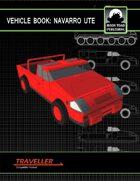 Vehicle Book: Navarro UTE