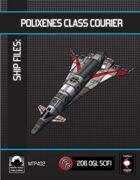 Ship Files: Polixenes Class Courier