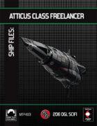 Ship Files: Atticus Class Freelancer