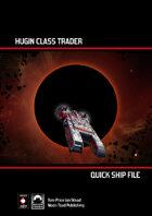 Quick Ship File: Hugin Class Trader
