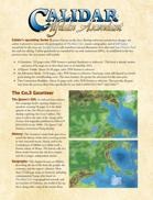 Calidar Series 3 Project