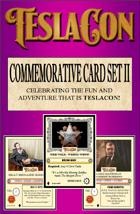 Teslacon Commemorative Card Set II(Twisted Skies)
