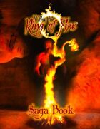 Within the Ring of Fire - Saga Book