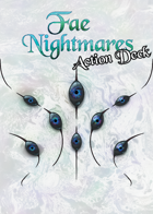 Fae Nightmares Action Deck