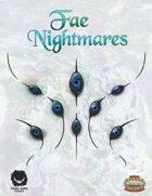 Fae Nightmares Map - 8.5x11glossy?