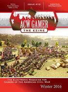ACW Gamer: The Ezine - Issue 10, Winter 2016 - ACWG10