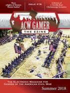 ACW Gamer: The Ezine-Issue 18, Summer 2018- ACWG18