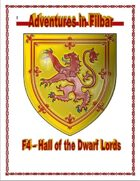 F4 - Hall of the Dwarf Lords
