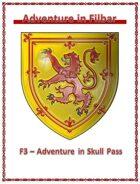 F3 - Adventure in Skull Pass