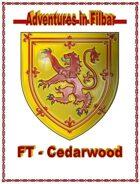 FT - Cedarwood
