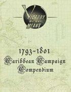 1793 Caribbean Campaign Compendium