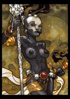 OE Stock Art - Black Magic Woman