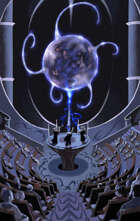 OE Stock Art - Energy Sphere