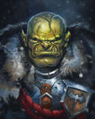 OE Stock Art - Angry Orc