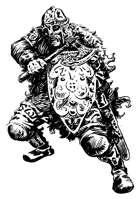 OE Stock Art - Brutal Warrior