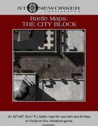 Battle Maps:  The City Block