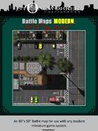 Battle Maps MODERN:  The El Rey Motel