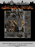 Battle Maps APOCALYPSE:  The El Rey Motel