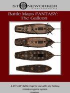 Battle Maps: The Galleon