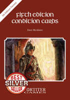 Fifth Edition Condition Cards
