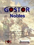 Gostor: Nobles