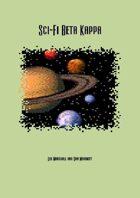 Sci-Fi Beta Kappa