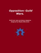 Opposition: Guild Wars