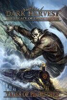 Dark Harvest: The Legacy of Frankenstein – Tales of Promethea