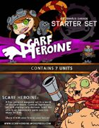 Scarf Heroine - Katzenhaus garage starter set