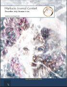 Warlocks Journal - Woman in Ice