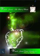 Warlock's Journal #22 - Heart of Wonder VOTING