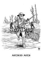 WWI British Infantry