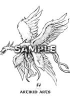 Tentacle Phoenix