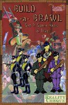 Build-a-Brawl Set 07: Space Nazis & Thugs