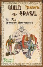 Build-a-Brawl Set D2: Dravakor Adventurers