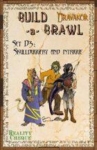 Build-a-Brawl Set D3: Skulduggery and Intrigue