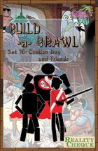 Build-a-Brawl Set 16: Caution Guy and Friends