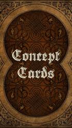 Concept Cards Mixed Deck