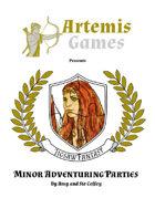 Minor Adventuring Parties - Jigsaw Fantasy (Characters)