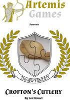 Crofton's Cutlery - Jigsaw Fantasy Noggin (Items - Characters)