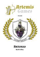 Antonio, a Mortal Soul Trader - Jigsaw Fantasy (Location - Collection - Religion - Monsters)