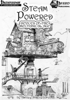 Steam Powered: Devices of the Mechanical Age (PFRPG)