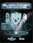 The Black Codex - Alien Catalog Entry 1